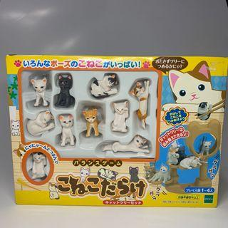 BNIB mini Cats figures