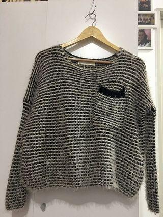 Sweatshirt Fluffy Bulu2