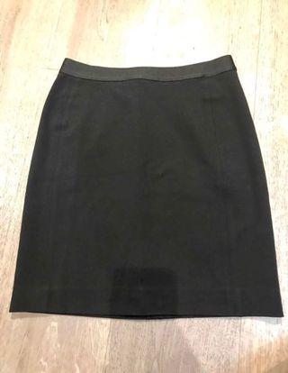 *BUY 2 GET 1 FREE* BNWOT Uniqio Stretch Black Skirt ( S )
