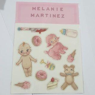 Melanie Martinez - Temporary Tattoo
