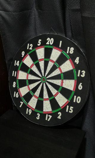 dartboard without dart