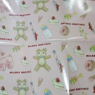 Melanie Martinez - Sippy Cup Wrapping Paper