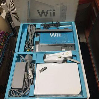 Wii 遊戲機