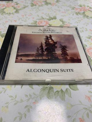 Dan Gibson – Algonquin Suite CD 編號012