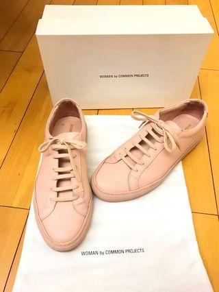Common Projects size 39 , Nude pink, 100% real , Used a few times