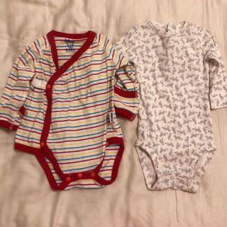 Puku & Carter's衣服 3M 二手 2件一起賣