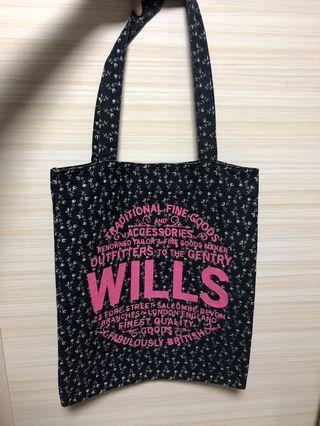 Jack Wills Tote Bag
