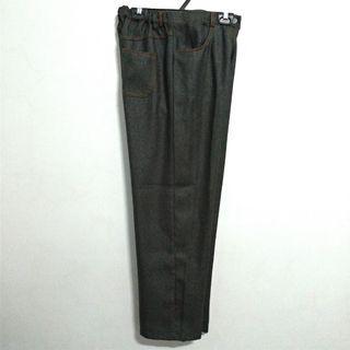 🚚 黑色伸縮牛仔褲
