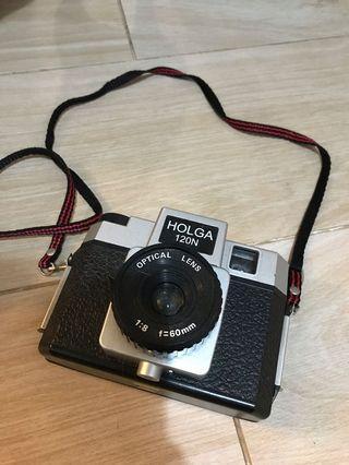 懷舊菲林相機 holga 120N