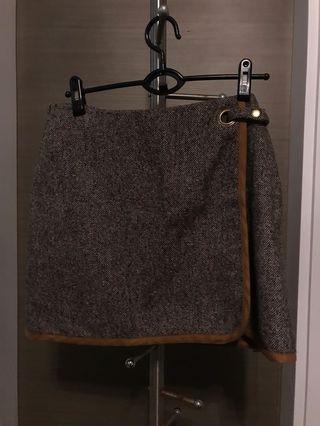 🚚 Sweet Tweed Mini Skirt