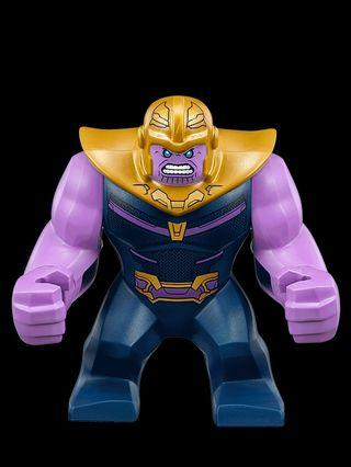 Lego marvel infinity war thanos from 76107 淨人仔 #avengers #endgame