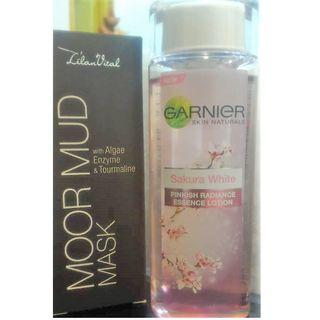 Day Cream and Essence Lotion with free gift