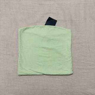 bnwt brandy melville pastel green jenny tube top