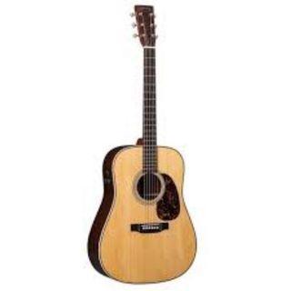 Martin HD-28E Retro Acoustic Electric Guitar Aura
