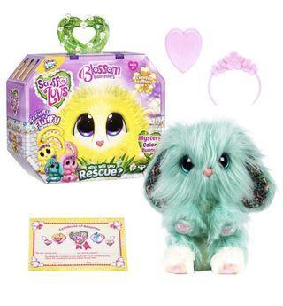 Scruff-A-Luvs - Blossom Bunnies Limited Edition NEW