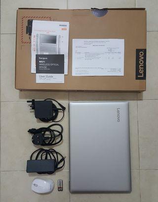 Lenovo ideapad 320 2.7GHz 8GB RAM 1TB HDD under warranty till 2020