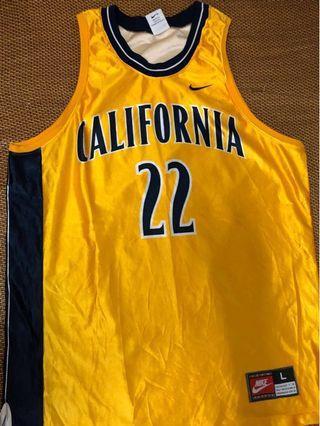 Nike NCAA California no.22 jersey