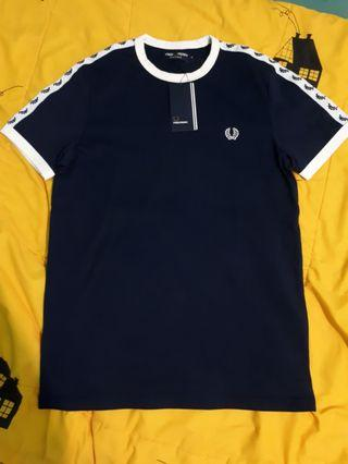 Fred perry shirt tapped