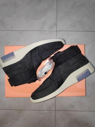 Nike Air Fear Of God Raid Black