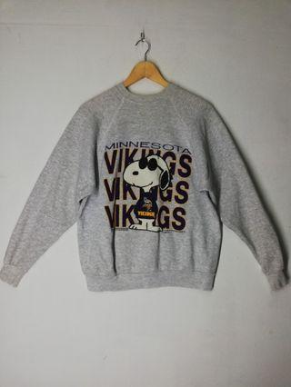 Vintage Snoopy X Vikings