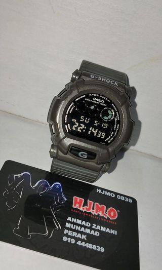 G-Shock Vintage DW-002 Negatif Display