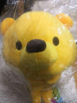 Winnie the Pooh 小熊維尼 景品 大頭公仔