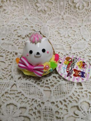 (日本景品)Amuse Amufun 甜品公仔吊飾