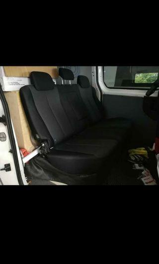 3seater van seat
