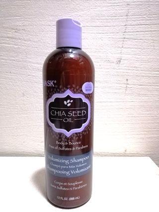 Hask Chia Seed Volumizing Shampoo335ml