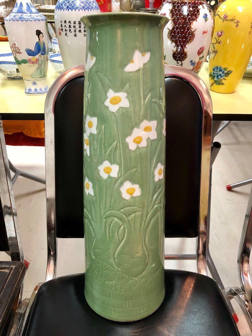 景德鎮精品花瓶、特價每個$280