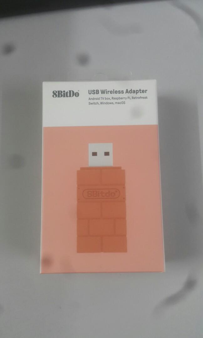 8BitDo USB Wireless Bluetooth Adapter