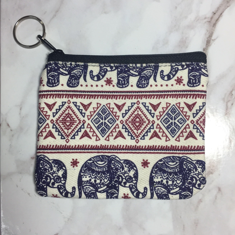 泰國 大象 零錢包