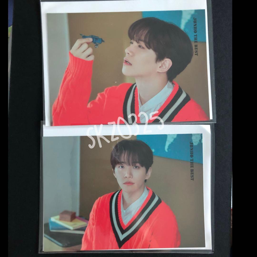 [ WTS ] 2PM JUNHO The Best in Seoul - Random Photocards