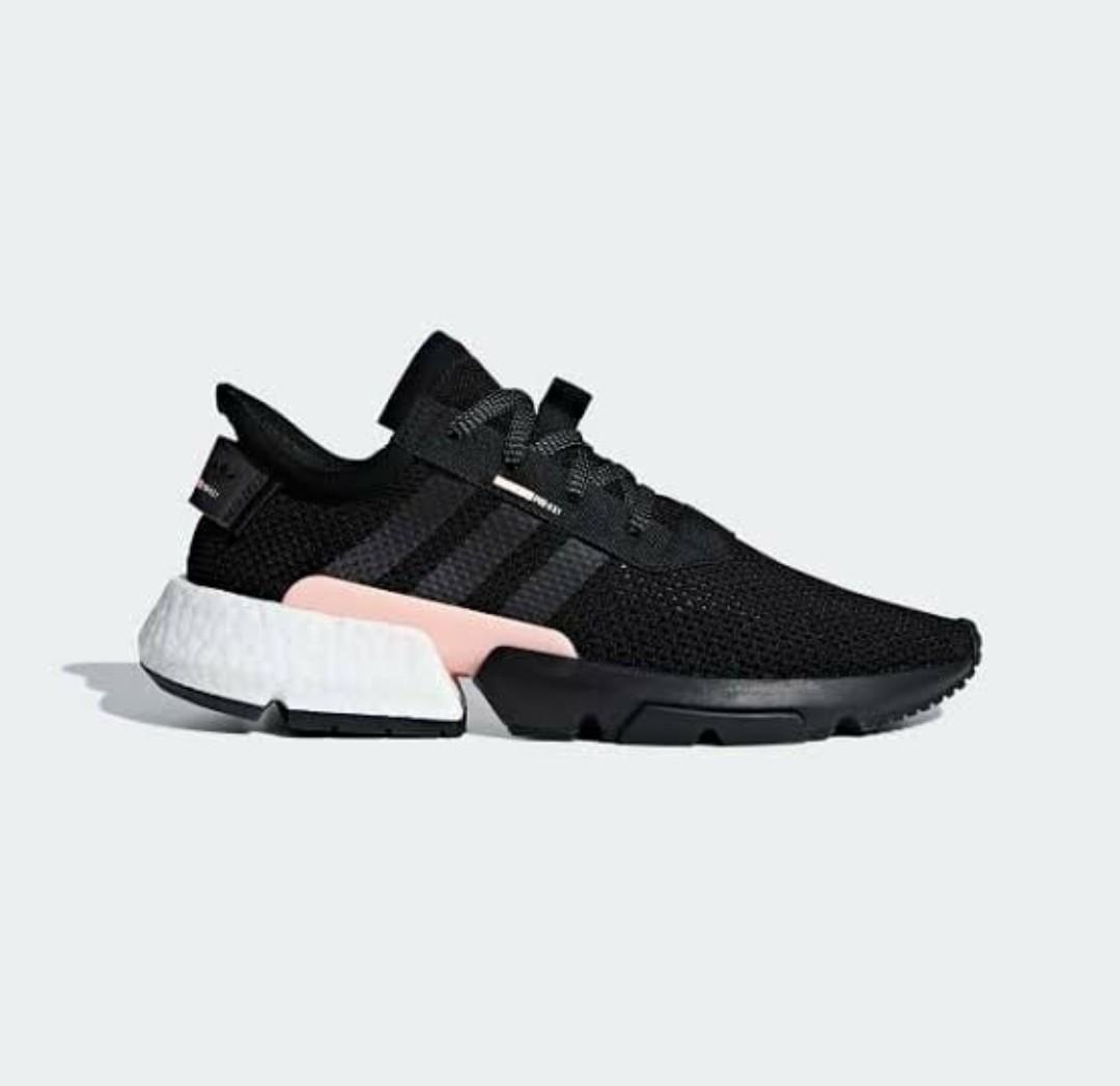 Adidas Original POD S3.1 Black Boost