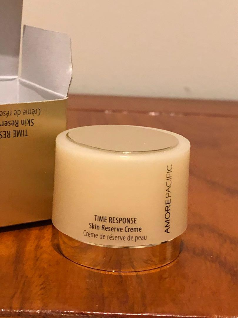 Amorepacific Time Response Skin Reserve Creme - Brand New