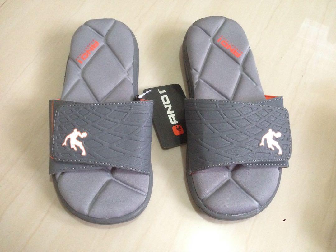 And 1 Memory Foam Sandals for Men, Men