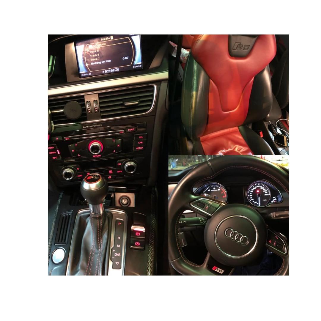AUDI S5 SPORTBACK 3.0 TFSI QUATTRO 2012