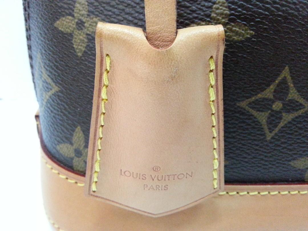 Authentic Louis Vuitton Monogram Canvas Alma BB M53152 {{Only For Sale}} ** No Trade ** {{Fixed Price Non-Neg}} ** 定价 **