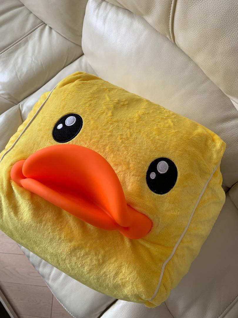 B Duck Cushion 咕𠱸 坐墊