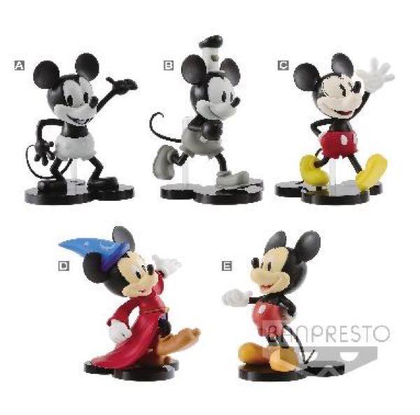 「預訂」Banpresto Disney Happy Birthday Mickey Mouse 米奇老鼠90週年快樂 SP Assortment(全5種)