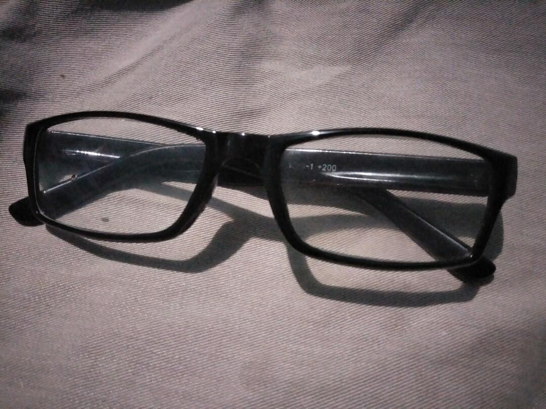 #BAPAU Kacamata Minus 1