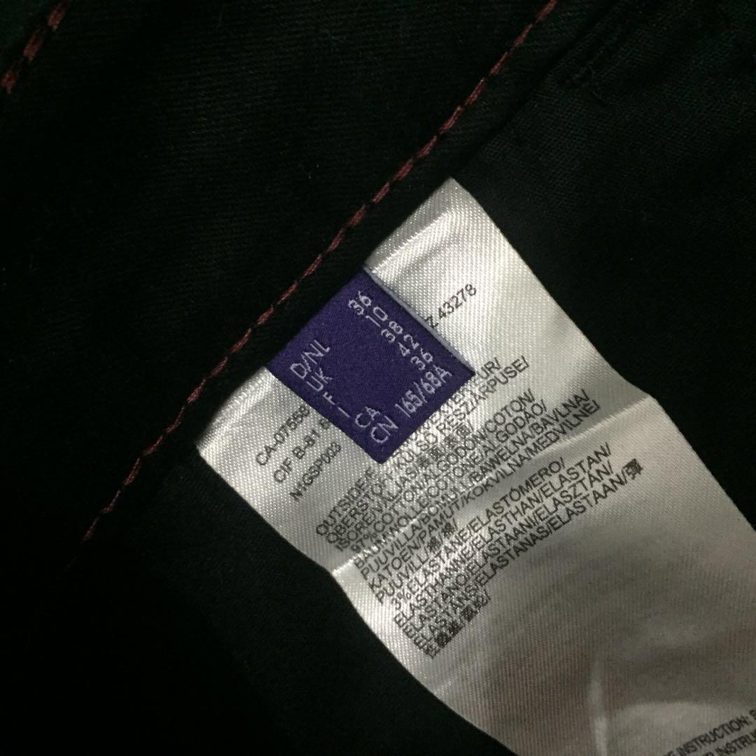 Black pants new