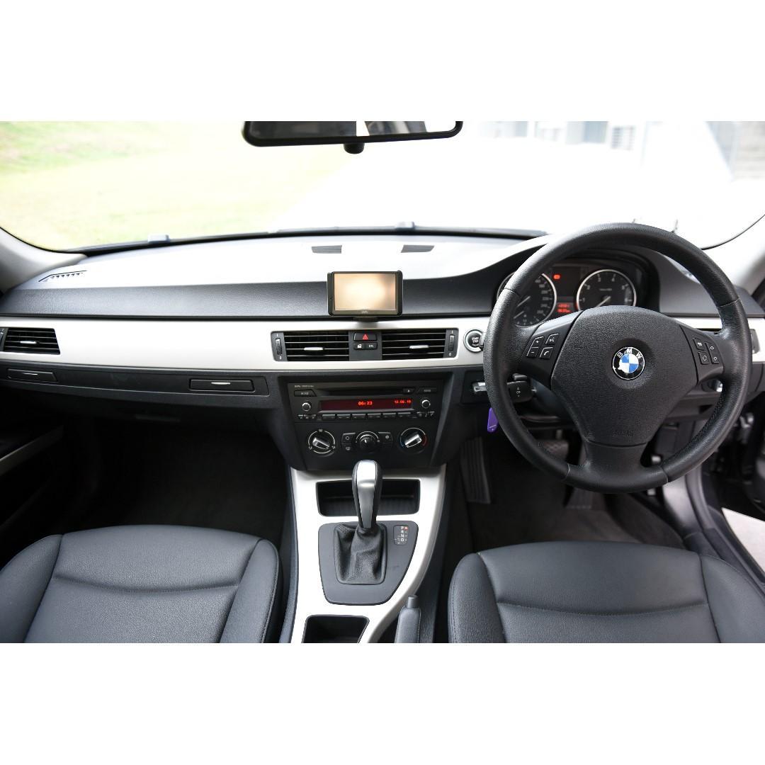 BMW 3 Series Short Term Grab Go-Jek Use (Sun to Sat)