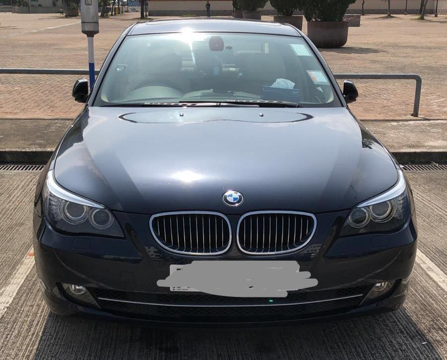 BMW 525IA EXECUTIVE 2008