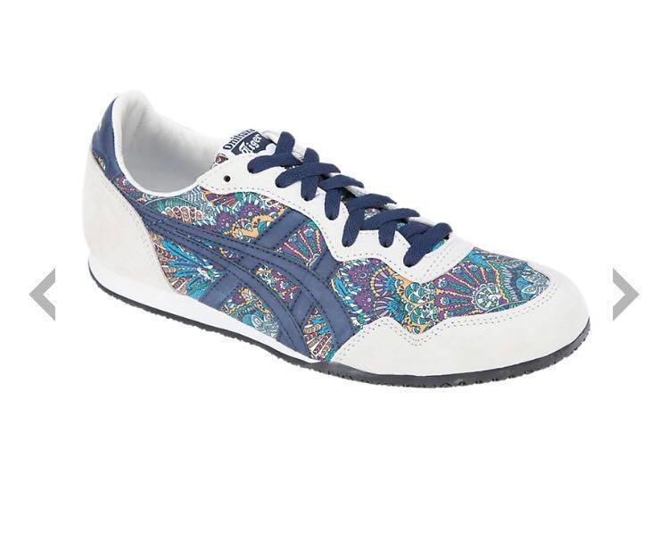 quality design 7cdd6 aff9a BNIB Limited Onitsuka Tiger x Liberty Fabric Sneakers ...
