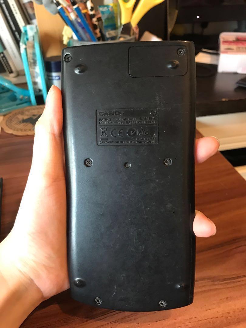 Casio 計算機 50fh