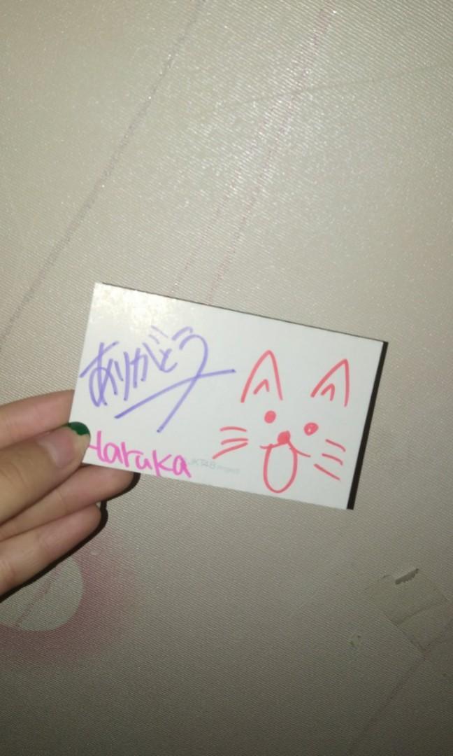 CD/DVD JKT48 GINGHAM CHECK