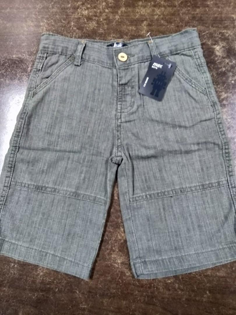 Celana Pendek Max Boy 7-8 Years