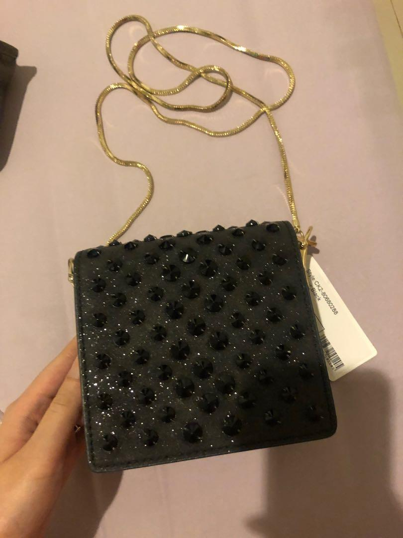 Charles & Keith Bag Mini Glitters