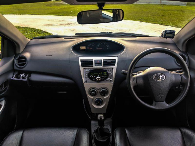 Cheap Toyota Vios 1.5 E Manual